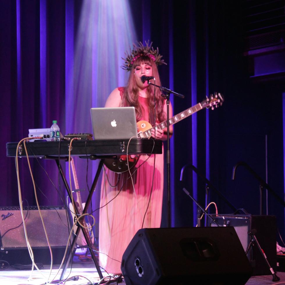 Houston, Mark C Austin Birthday Charity Concert, March 2017, Kay Weathers