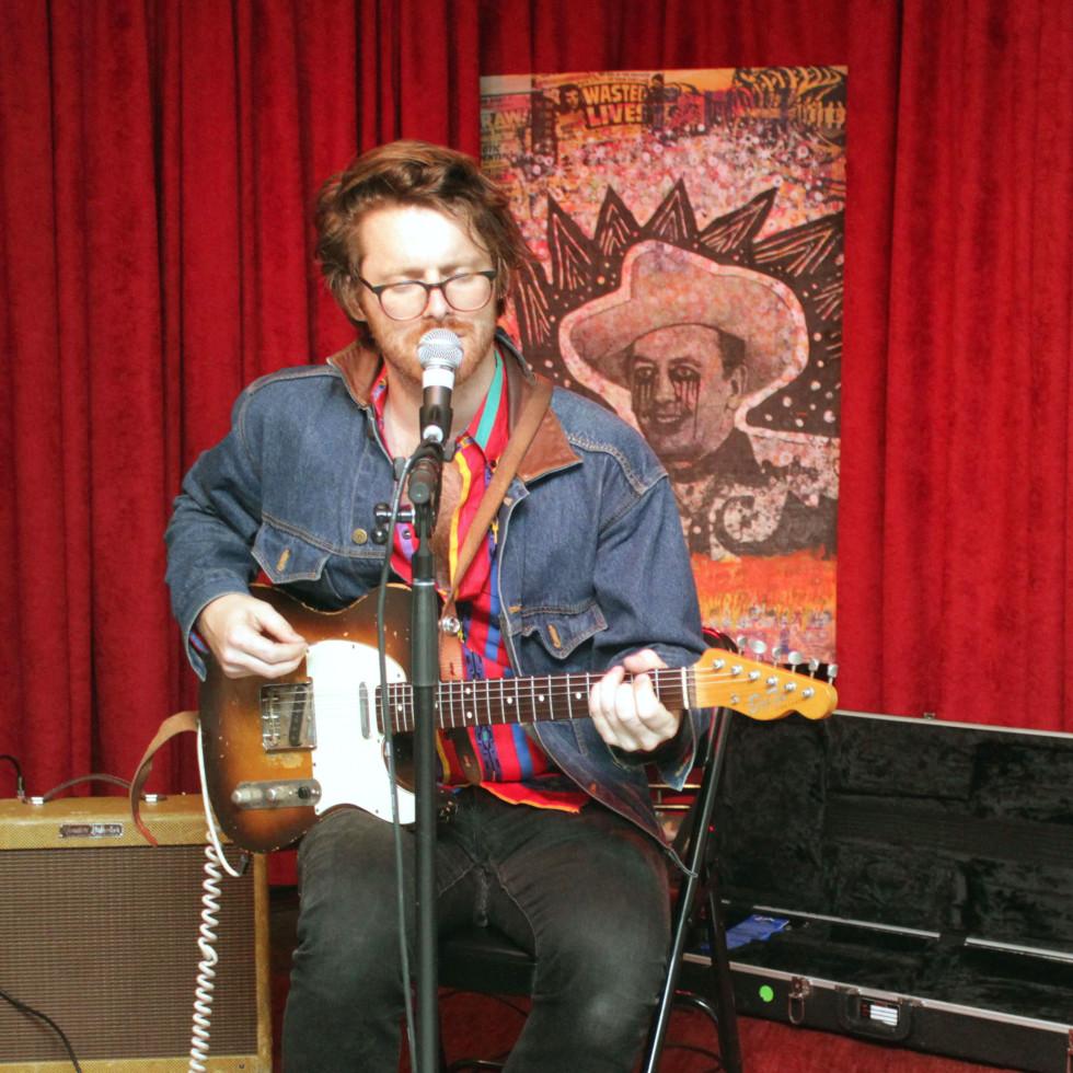 Houston, Mark C Austin Birthday Charity Concert, March 2017, Walker Lukens
