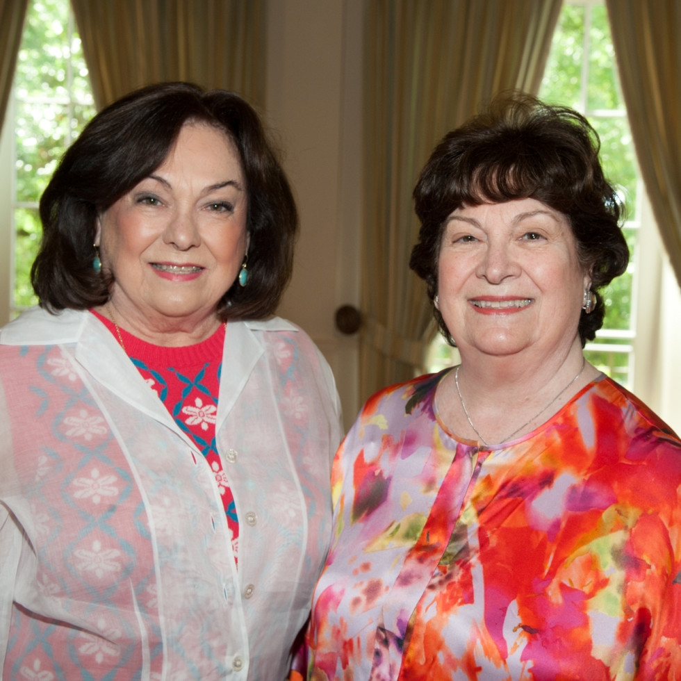 Houston, Aphasia luncheon with Lee Corso, April 2016, Rose Cullen, Mary Angela Broughton
