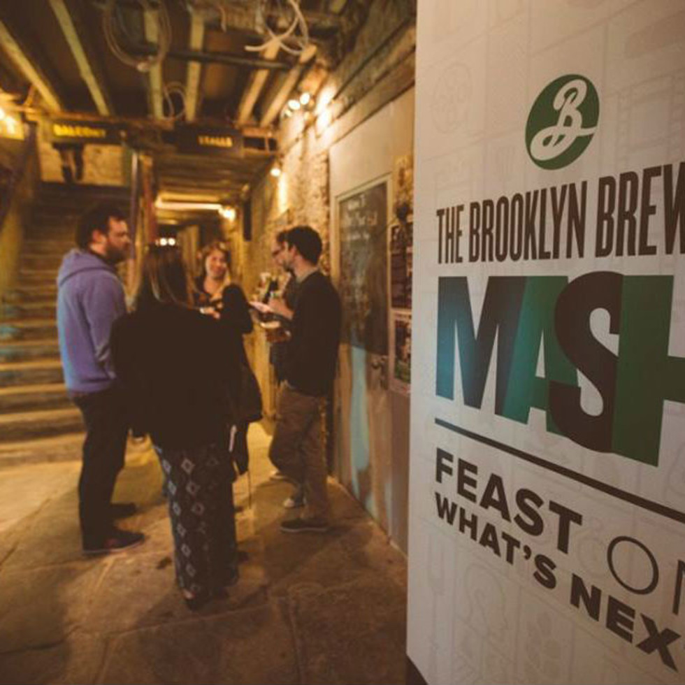 Brooklyn Brewery Mash