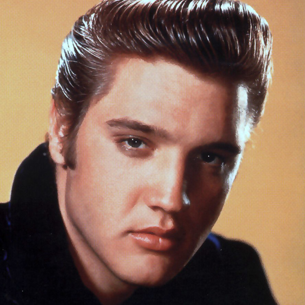 News_Elvis Presley_portrait_head shot
