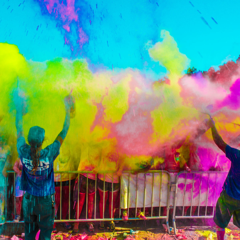 Color Fun Fest 5k Carnival
