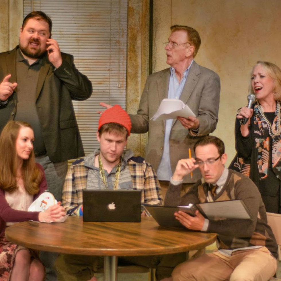 Circle Theatre presents Don't Talk to the Actors