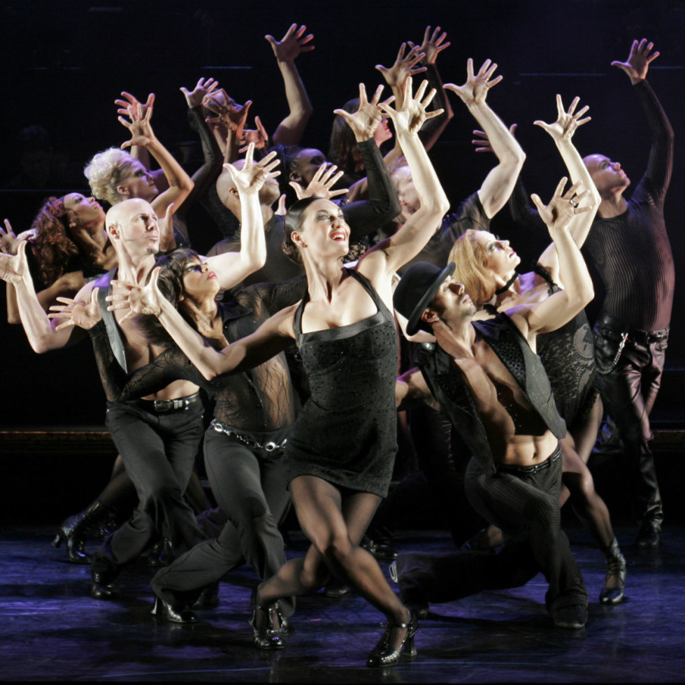 Cast of Chicago the Musical