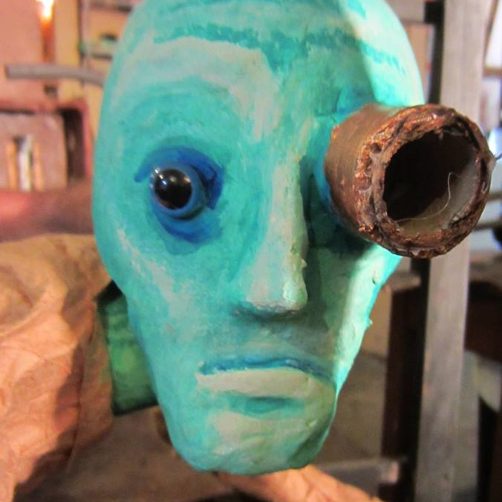 The Head by Trouble Puppet Theater Company