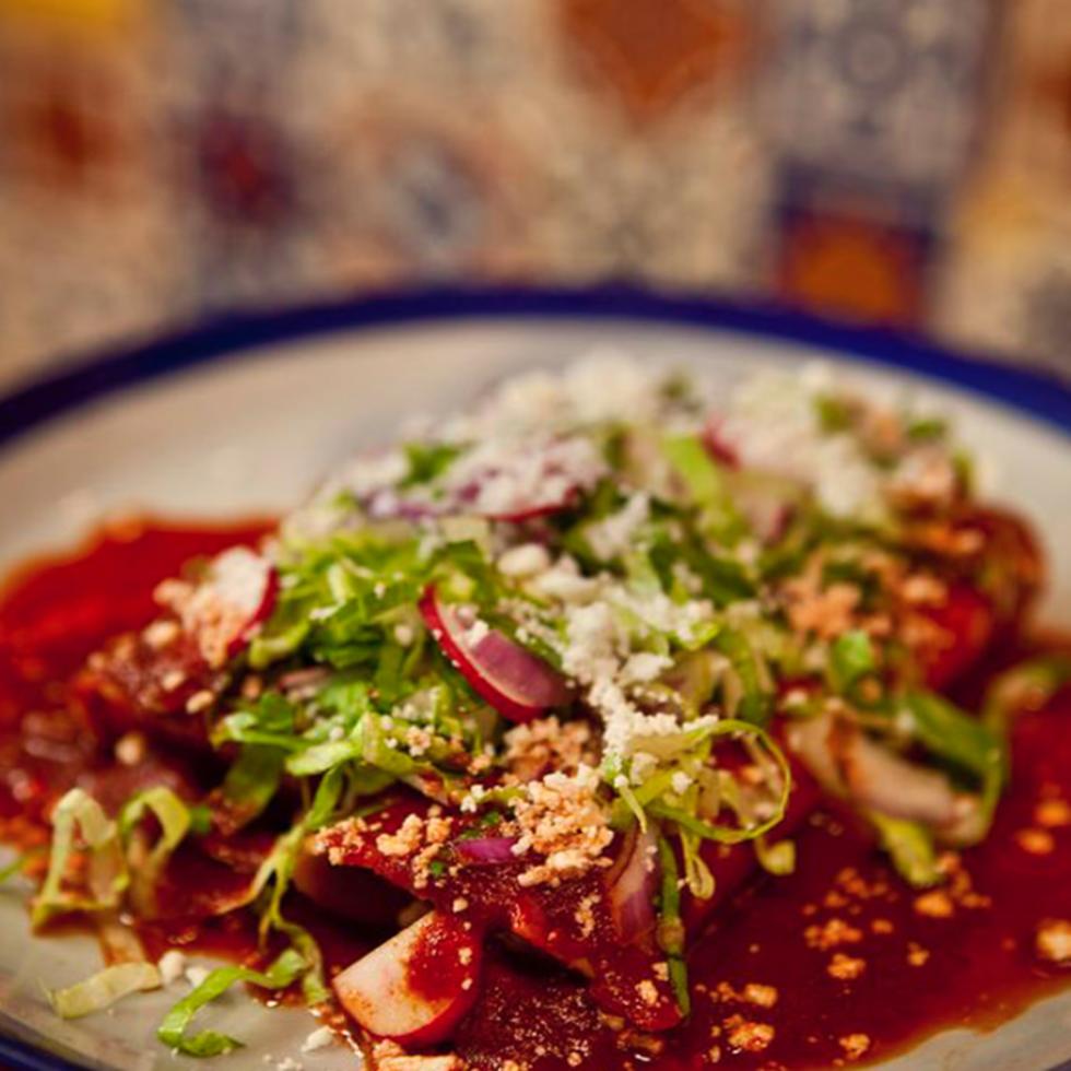 Sylvia's Enchilada Kitchen Cooking Class: Meatless Enchiladas