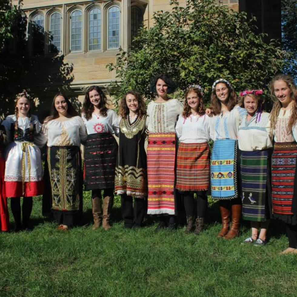 "Yale Women's Slavic Chorus presents ""Musical Interludes with Rubens"""