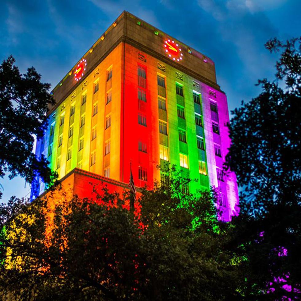Pride Houston Presents The Official Houston LGBT Pride Celebration