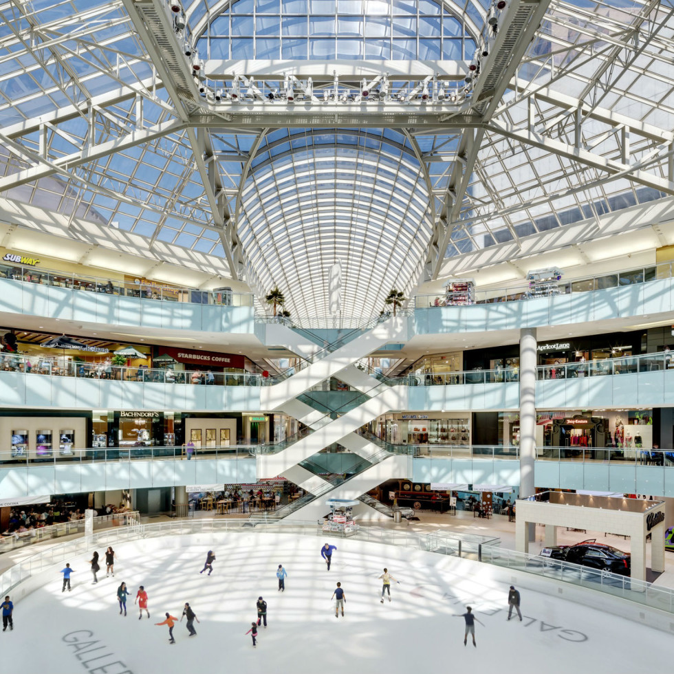 Galleria Dallas Ice Rink