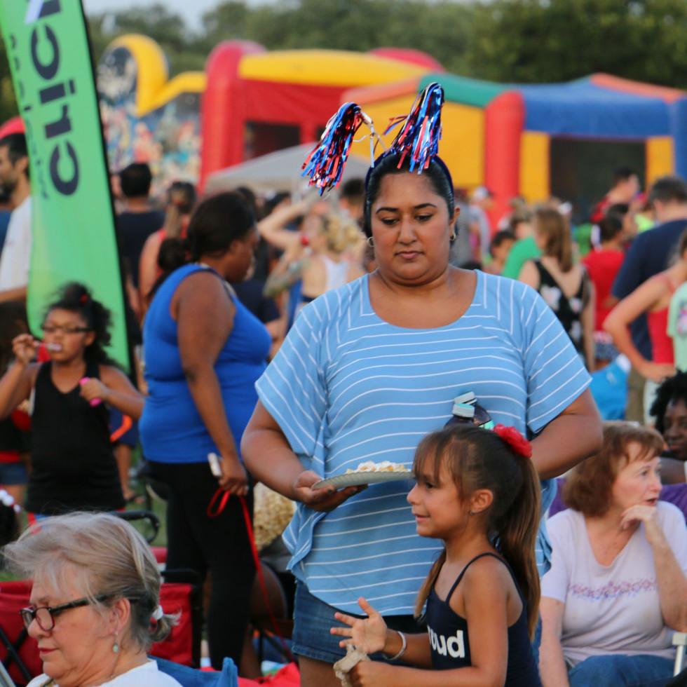 Cedar Park presents 4th of July Parade and Celebration