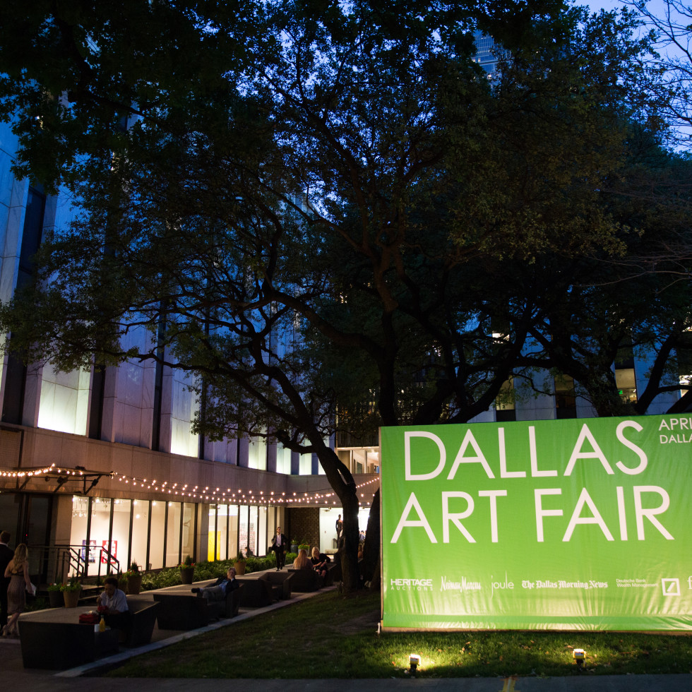Dallas Art Fair Preview Gala 2017