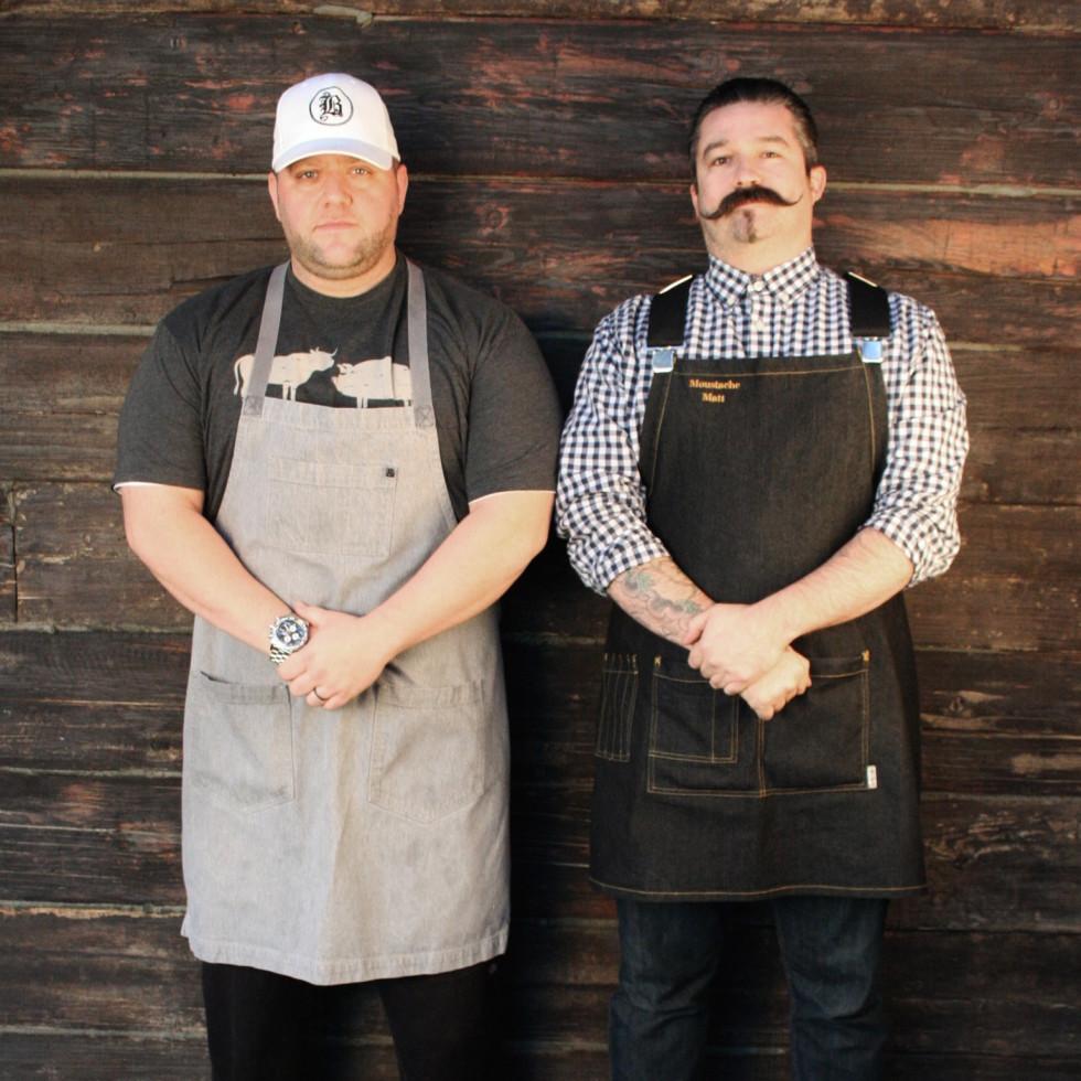 Bosscat Kitchen Peter Petro Matt Sharp