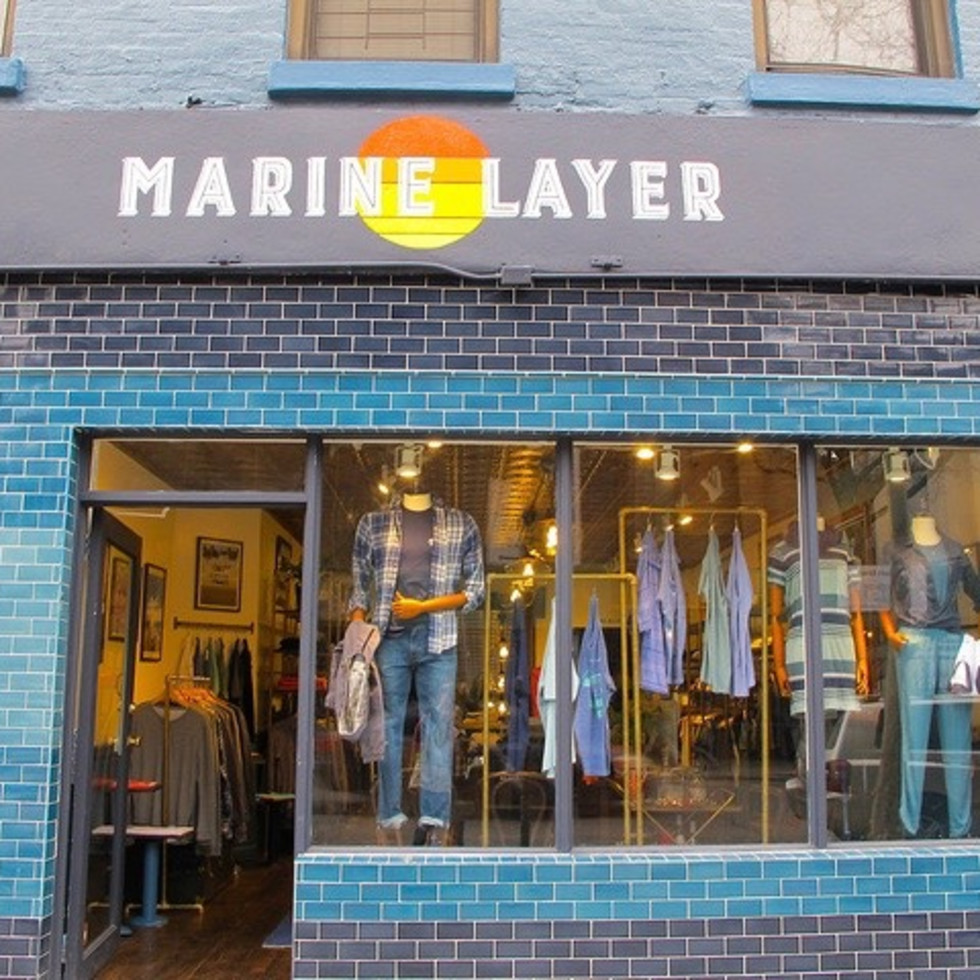 Heights Mercantile Marine Layer exterior