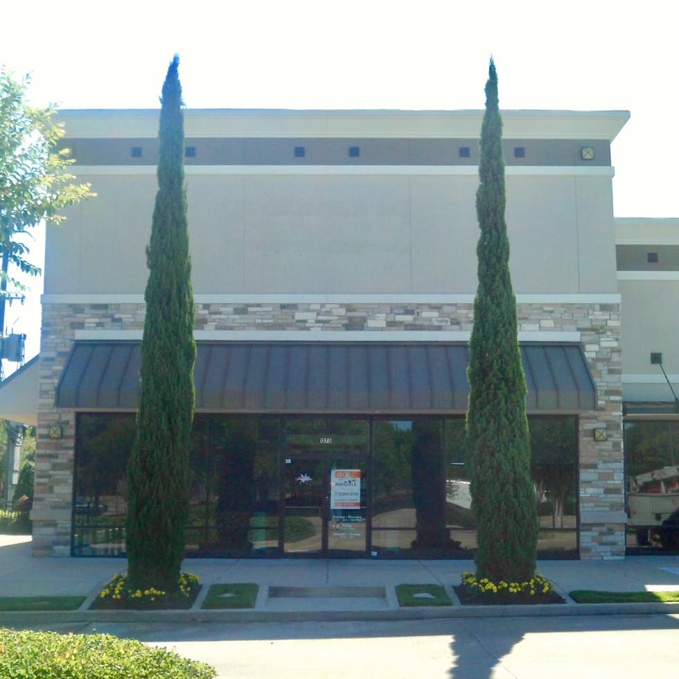 BB's Cafe Energy Corridor exterior