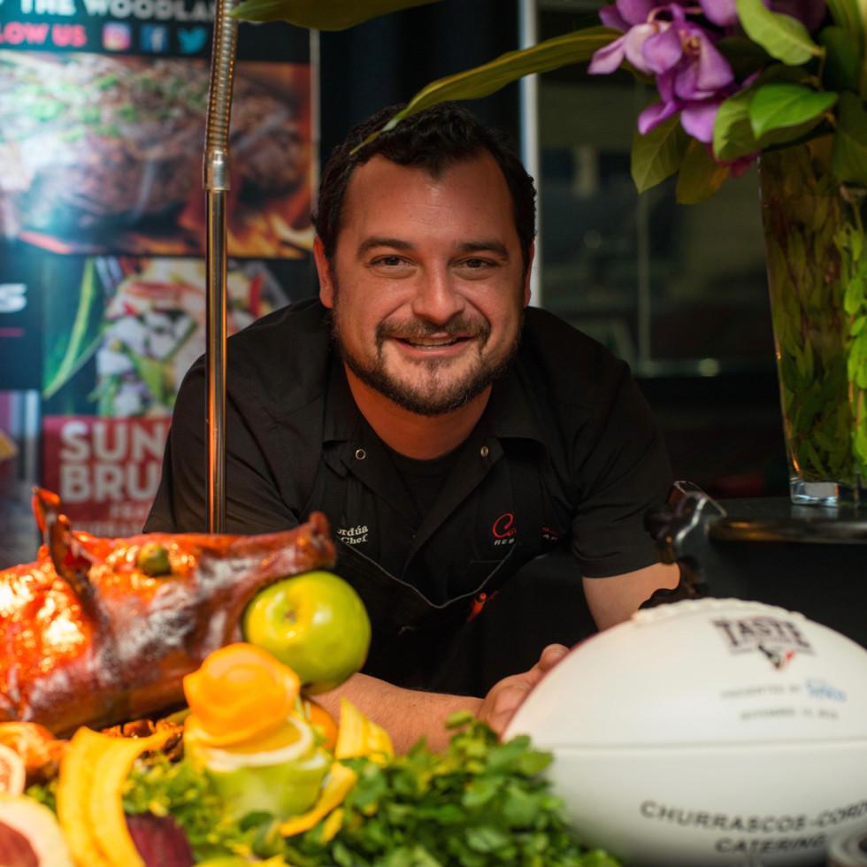 Taste of the Texans Churrascos David Cordua