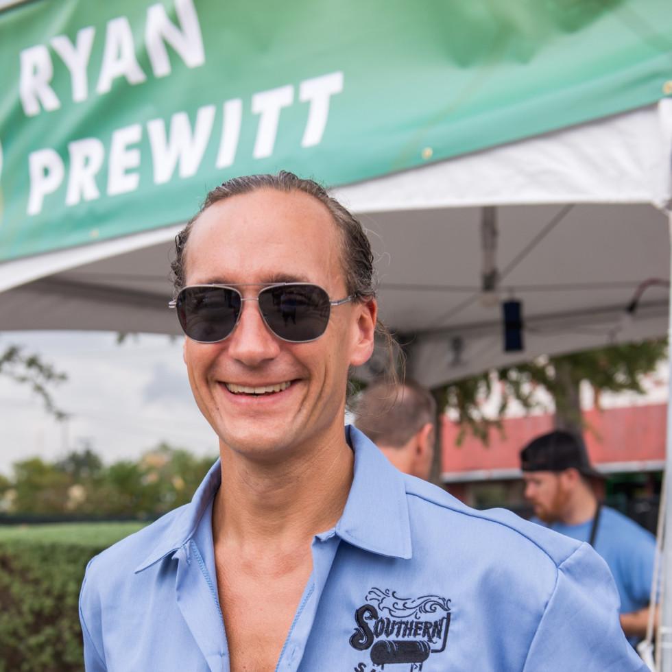 Southern Smoke Ryan Prewitt