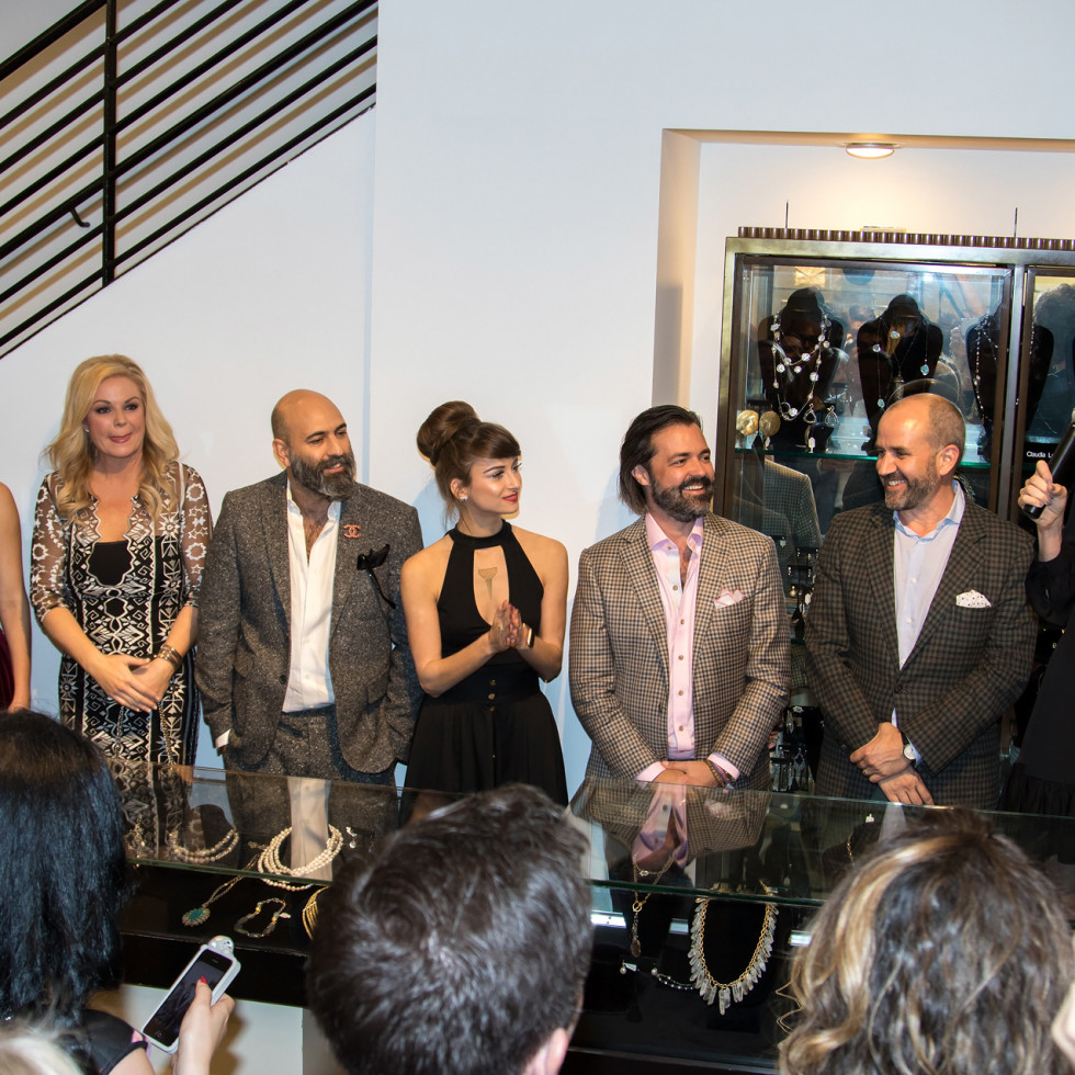Finalists at Dallas Stylemaker 2016 Reveal Party