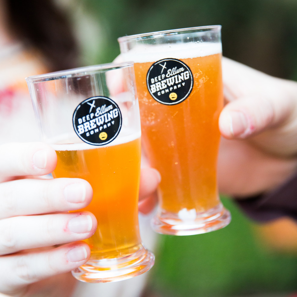 Deep Ellum Brewing Company beers