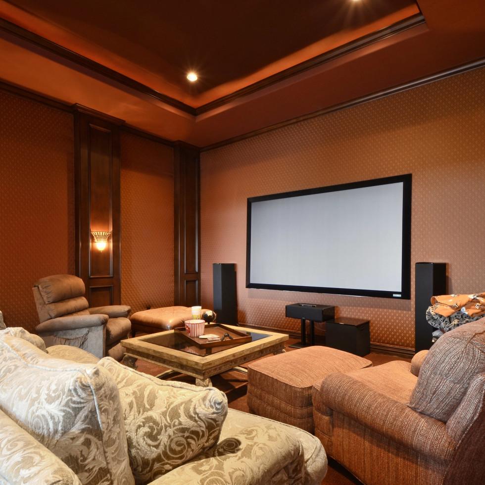 7900 Escala Austin house for sale media room