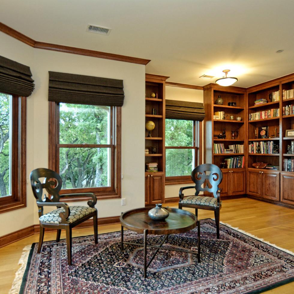 400 Almarian Austin house for sale library