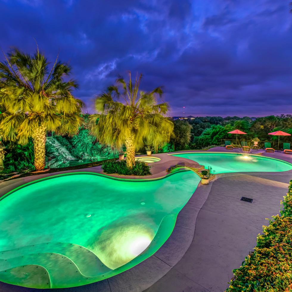 3304 Barton Creek Austin house for sale pool