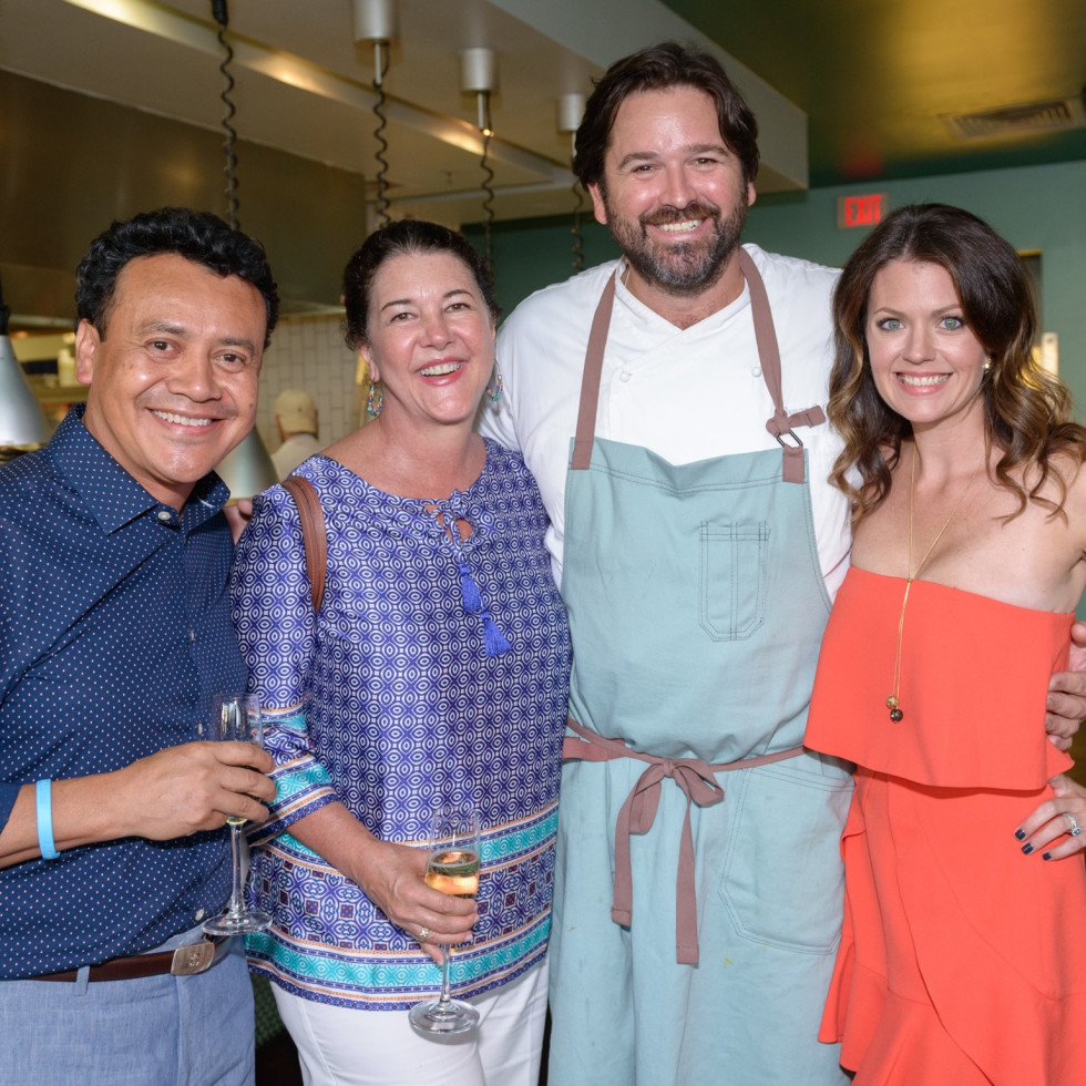 Salty Supper Hugo Ortega Tracy Vaught Bryan Jennifer Caswell