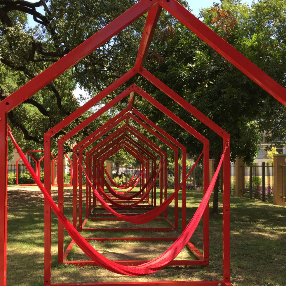 "San Antonio Museum of Art ""Mi Casa, Your Casa"" exhibit 2016"