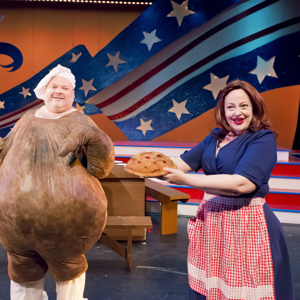 Catastrophic Theatre's Tamarie for President
