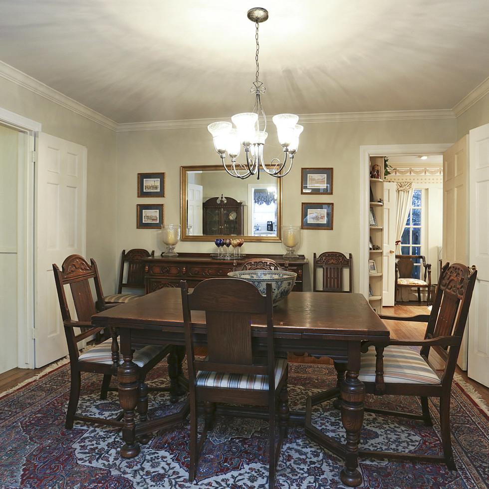 2424 Locke Lane in Houston house for sale dining room