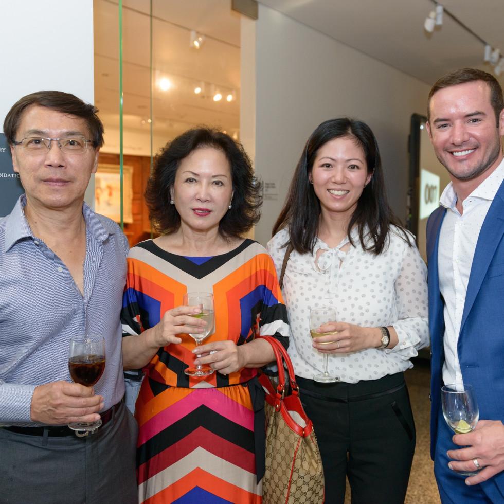 The Sophie Party, 7/16, George Lee, Serena Yu, Catherine Lee, Jacob Sudhoff