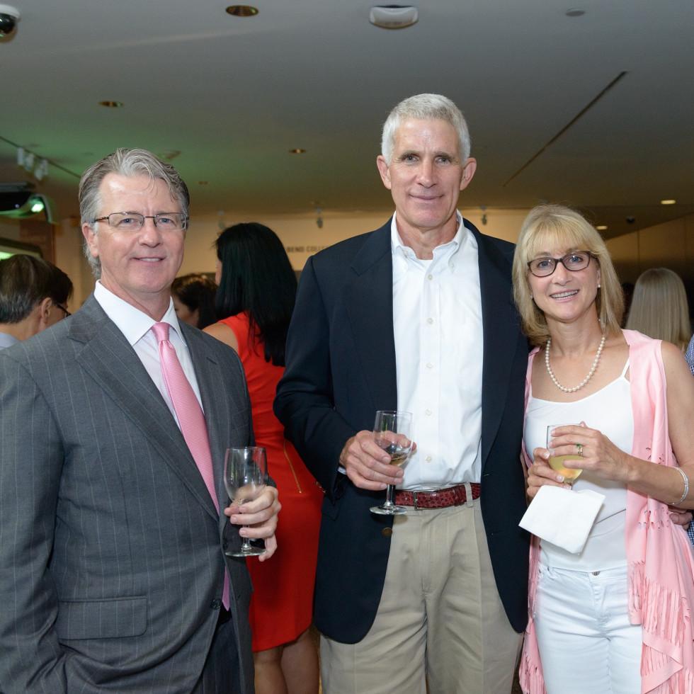 The Sophie Party, 7/16, John Hammond, William Stolz, Cathy Stolz