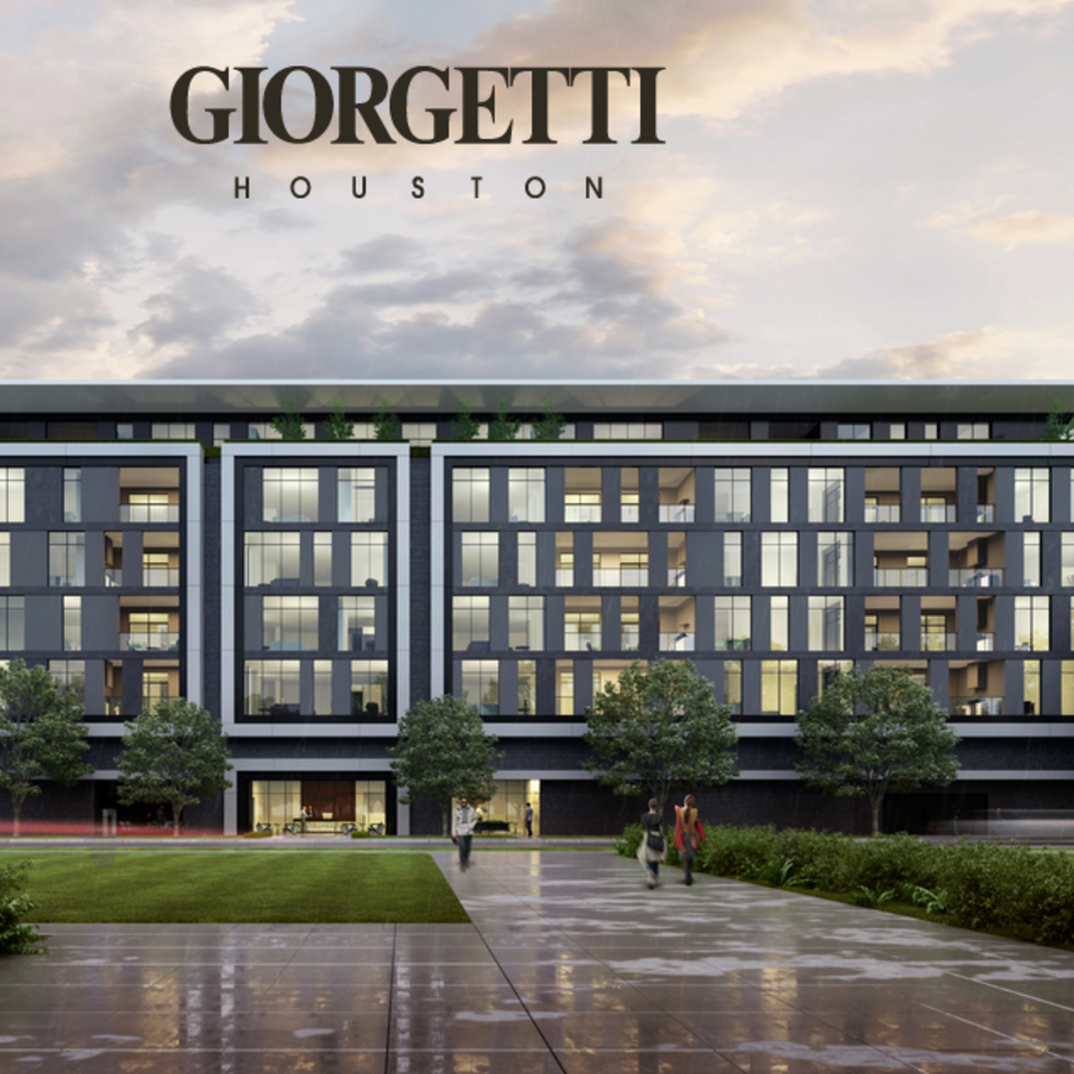 The Giorgetti Houston