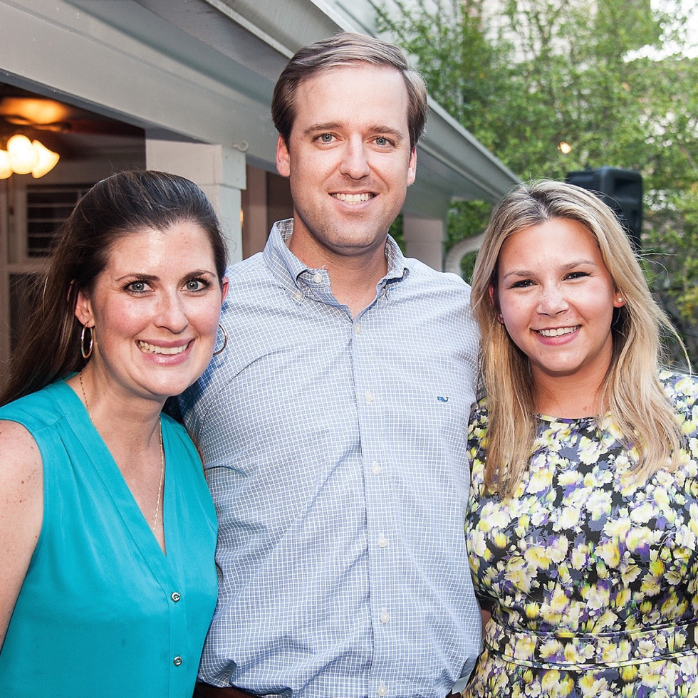 Heroes in Health BBQ, 6/16 Casey Hedges, Will Hedges, Mari Trevino