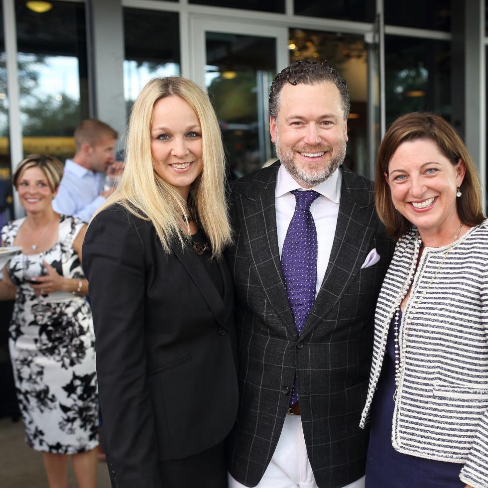 Gregg Harrison Power Lawyers, 6/16 Caroline Adams Jones, Gregg Harrison, Kelli Jones