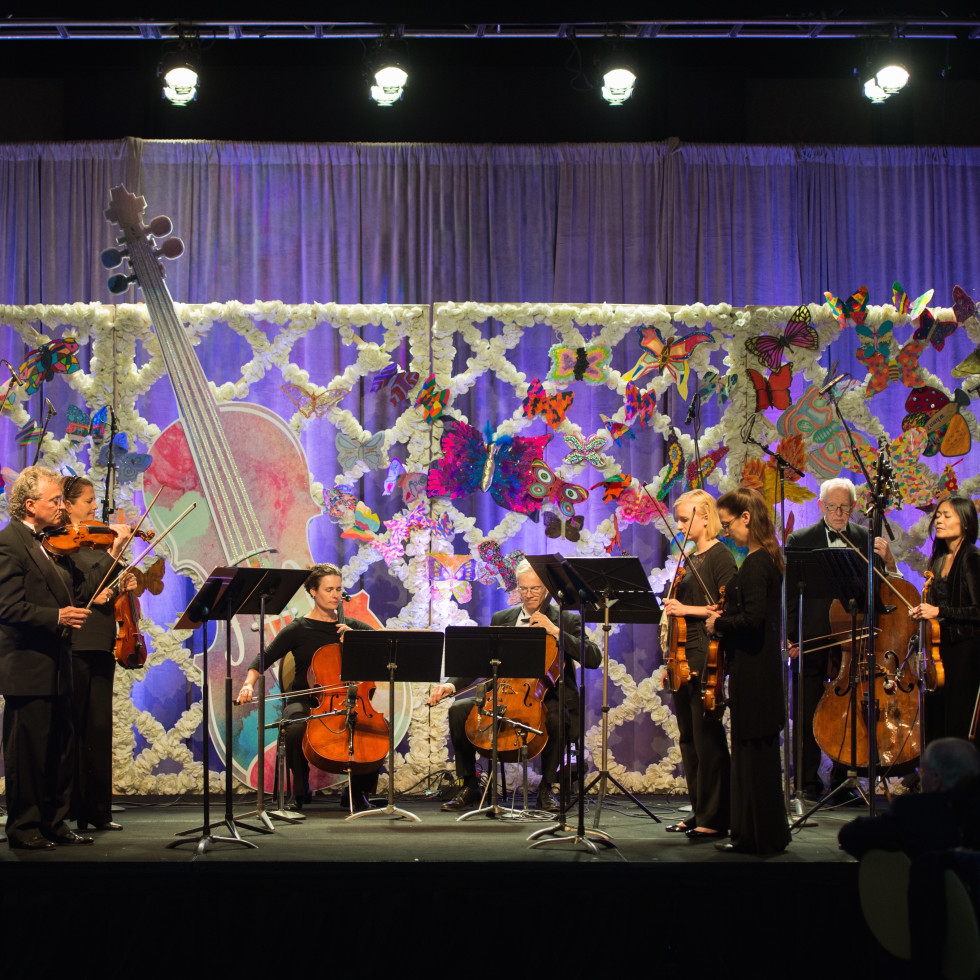 Holocaust Museum LBJ Dinner, 6/16 Violins of Hope Orchestra