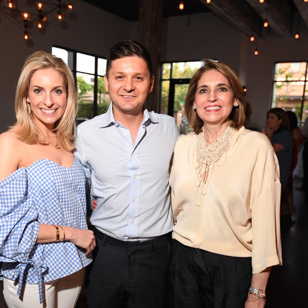 Fabretto Children's Foundation kickoff, may 2016, Luvi Wheelock, Carlos Wheelock, Luvy Gonzalez