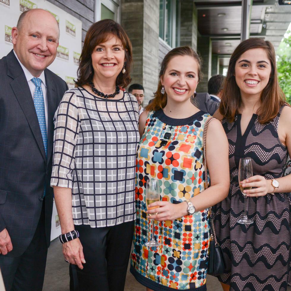 Recipe for Success 10th anny dinner, 5/16  Jill Roth, Ben Lipson