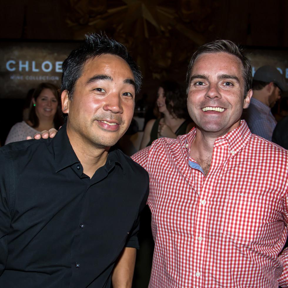 Paul Kim, Jack Parker