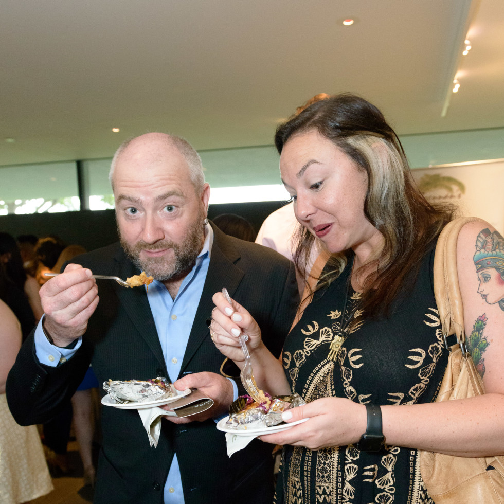 Tastemakers Houston 5/16, Richard Knight, Carrie Schroeder