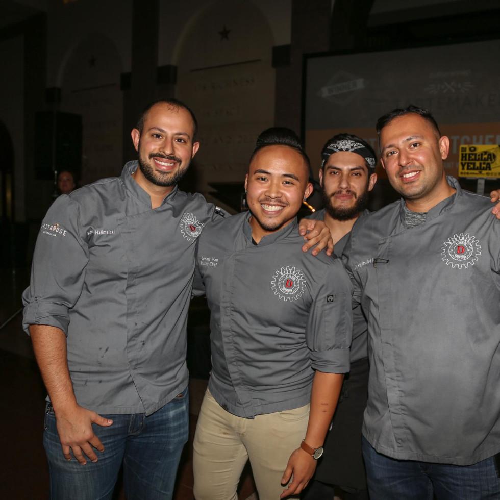 CultureMap Tastemaker Awards 2016 at Bob Bullock Museum Oasthouse Kitchen + Bar