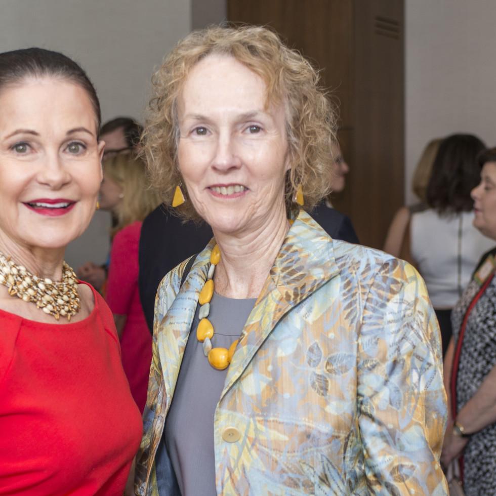 Houston, DePelchin Children's Center Families for Kids Luncheon, May 2016, Sheryl Bech, Nancy Conrad
