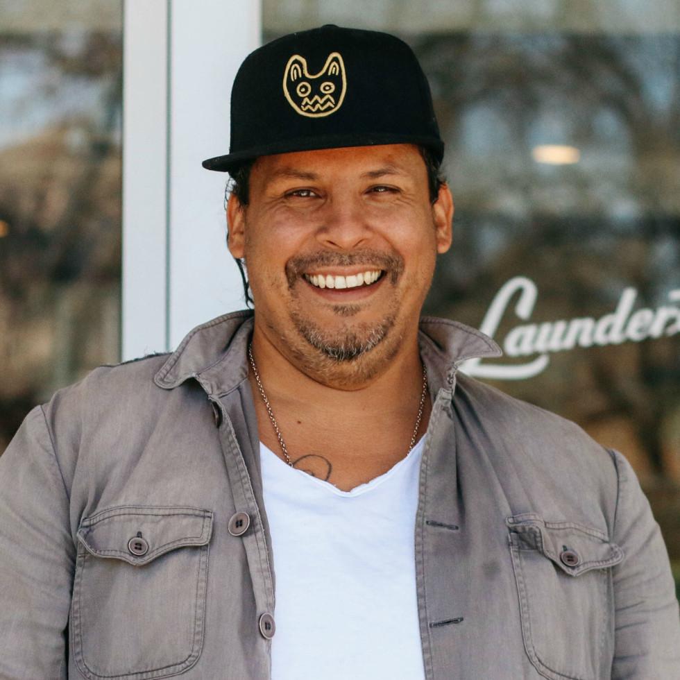 Chef Rene Ortiz Launderette