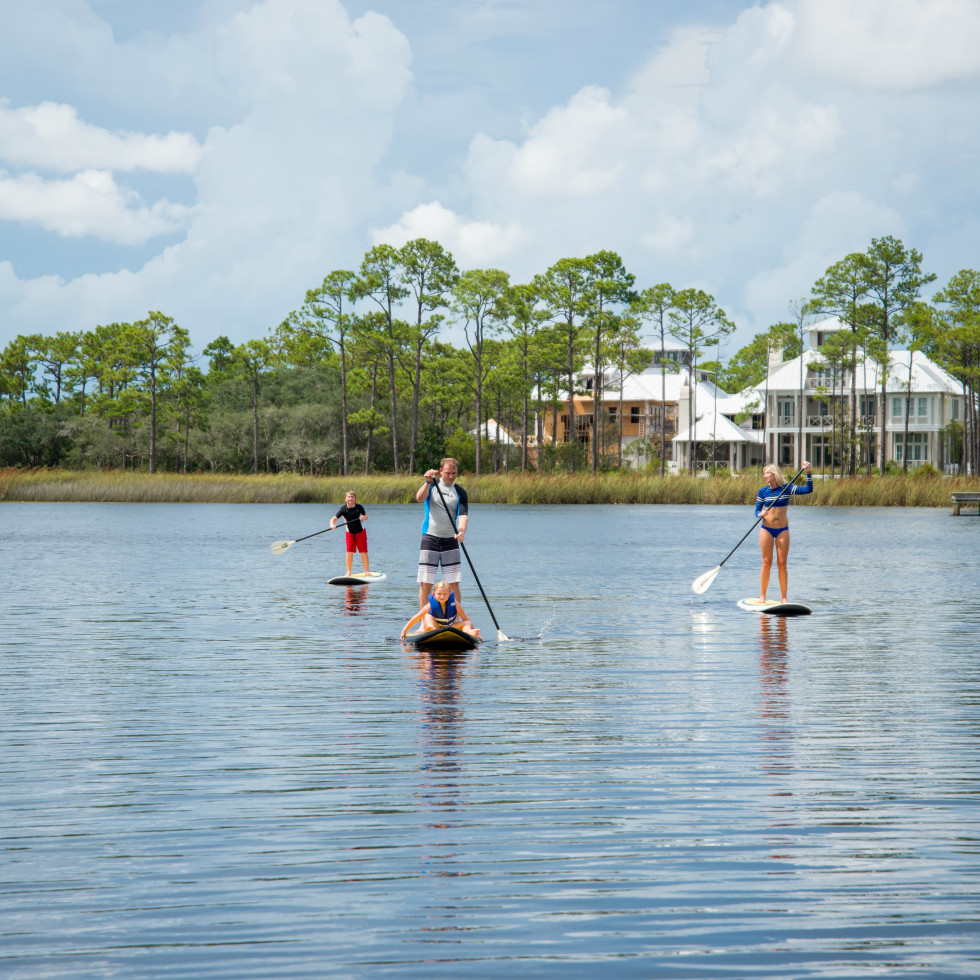 Recreation Western Lake