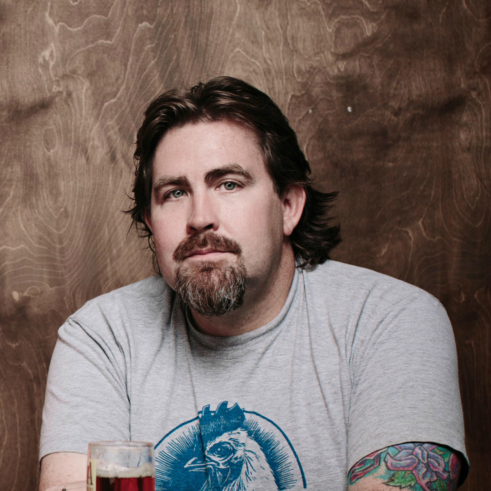 Jeff Balfour San Antonio chef Southerleigh Fine Food & Brewery