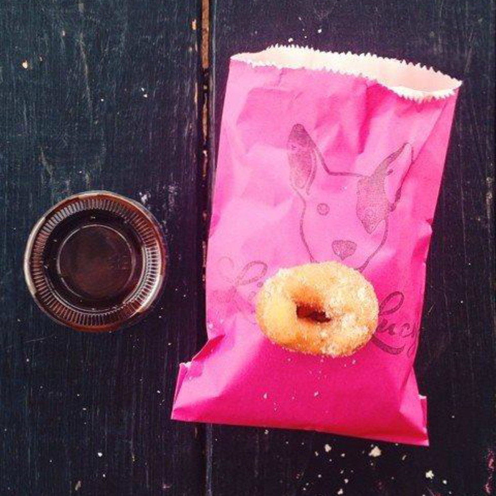 Little Lucy's Mini Donuts Austin food truck