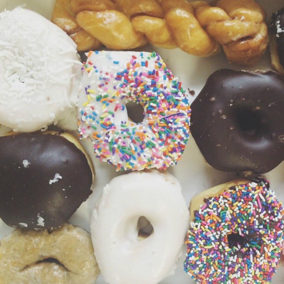 Mrs Johnsons Bakery donuts Austin