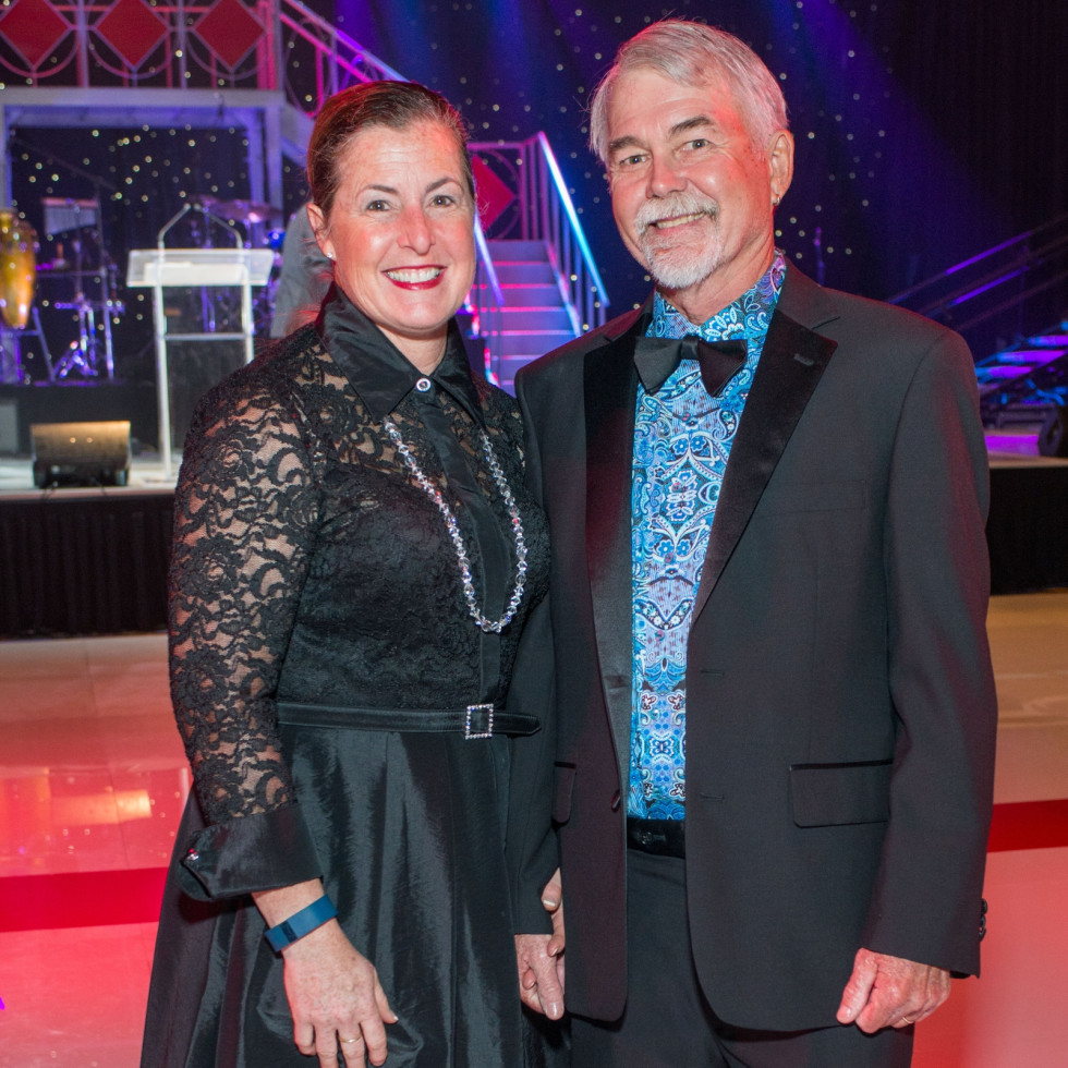 Memorial Hermann Gala 5/16  Dr. Sara Duke, Charles King