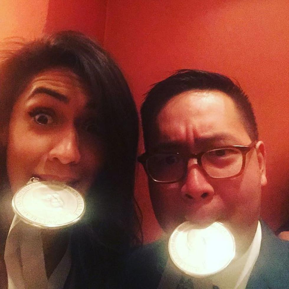 Daniela Soto-Innes Justin Yu James Beard Award