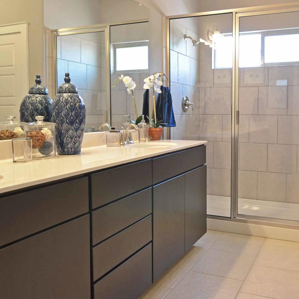 Bathroom at Enclave on Cooper Lane in Austin