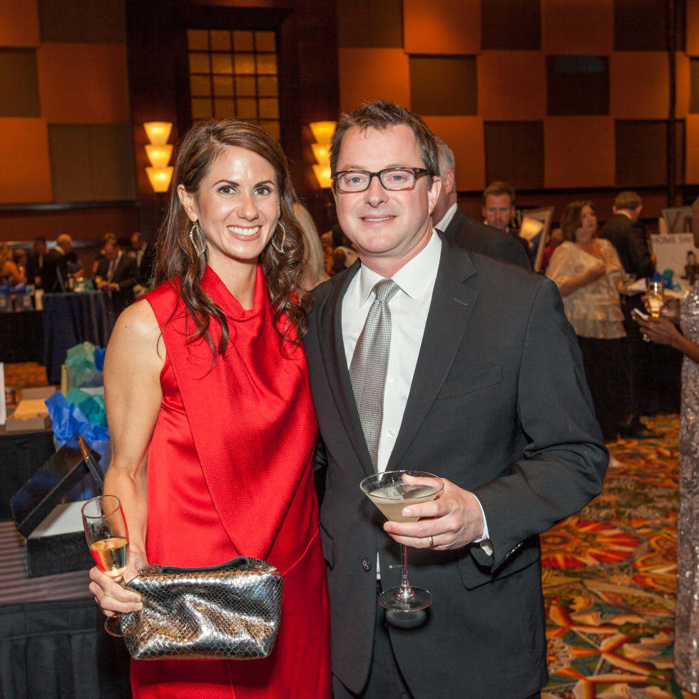 JDRF Gala, 5/2016 Windy Johnston, James Johnston